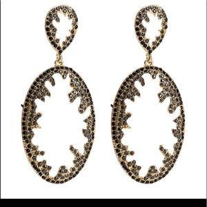 Fashion Jewelry Jewelry - ✅🌹Ethnic Boh Resin Rhinestone Oval Drop Earring